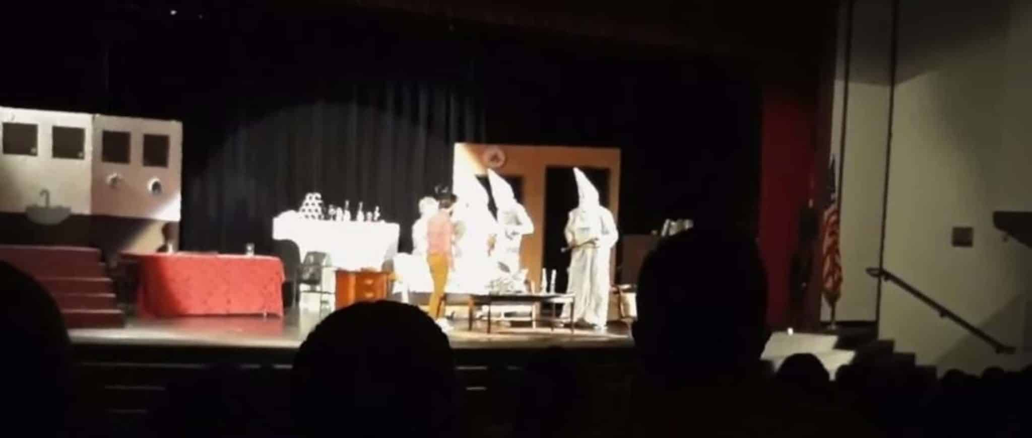 Parents Angry KKK Was Depicted in High School Play Addressing Racism