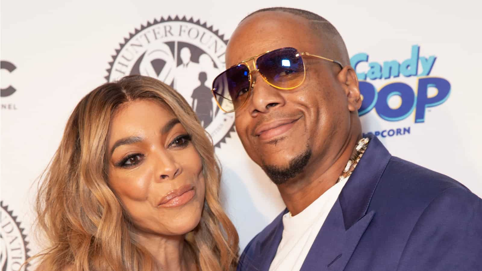 REPORT: Wendy Williams to Divorce Husband Over Illegitimate