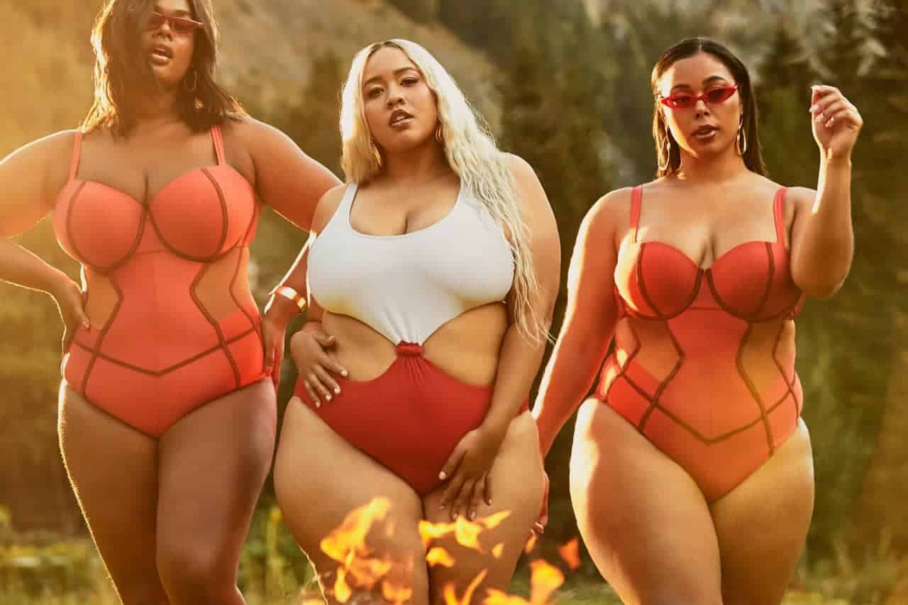 07b30bc7e43 Body-positive influencer GabiFresh is back with her latest swimwear  collection catering to the curvy cuties who are already pumped for summer!