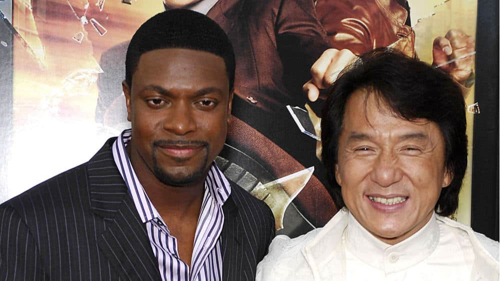 Chris Tucker Says Rush Hour 4 Is Being Worked On
