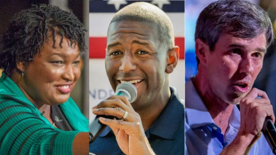 Why Abrams, Gillum and O'Rourke Lost in 2018