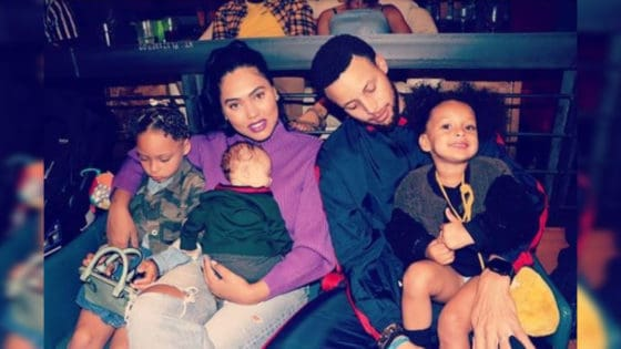 Ayesha Curry on Why She Puts Her Marriage Before Her Children