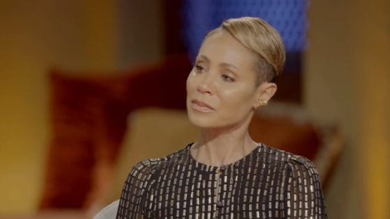 Jada Pinkett Smith Shares Emotional Moment With R. Kelly Survivor