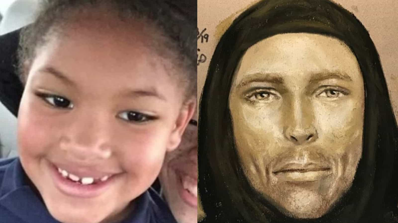 Texas Police Release Sketch of Suspect in Jazmine Barnes Shooting