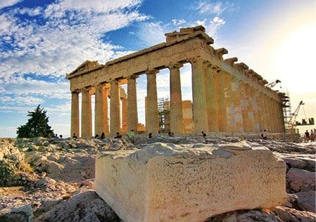 EBONY Travels: At Ease In The Peloponnese • EBONY