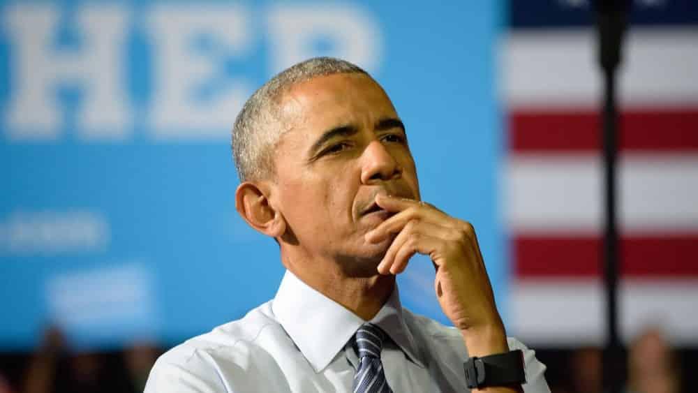 Former President Obama Addresses Toxic Masculinity
