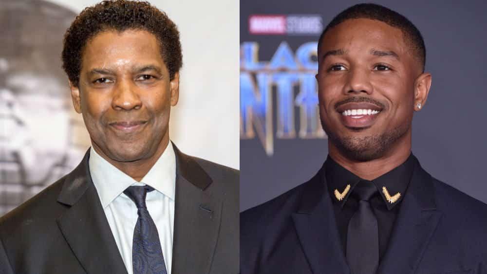 Denzel Washington to Direct Film Starring Michael B. Jordan