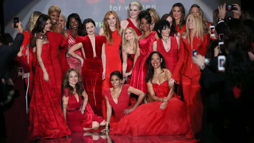 National Wear Red Day Kicks Off American Heart Month