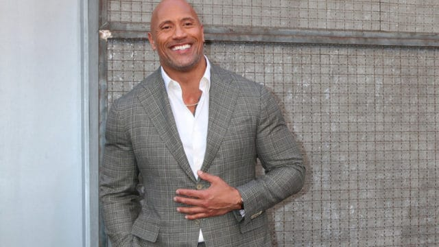 Dwayne 'The Rock' Johnson Self Identifies as Black and Samoan