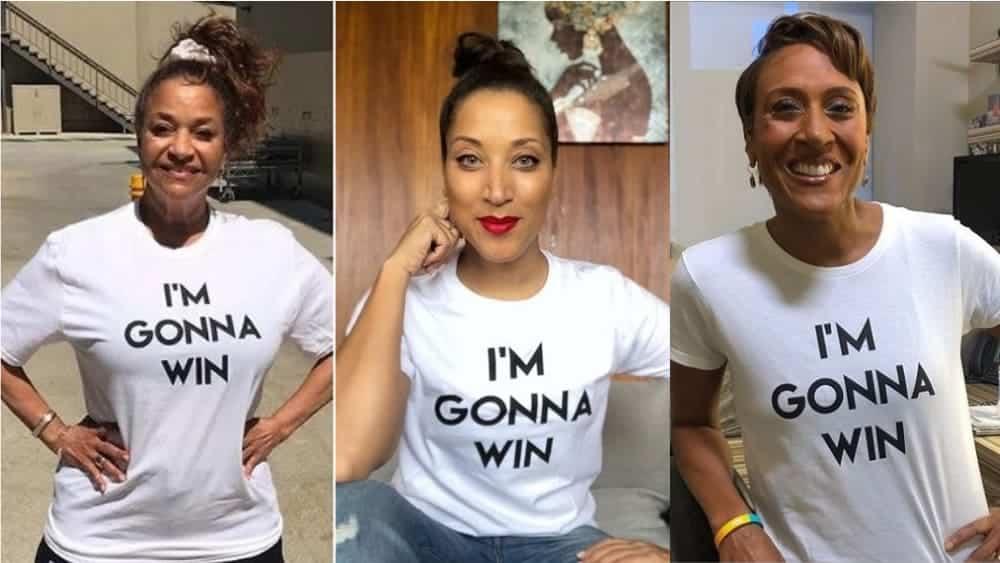 36075074cc85 Debbie Allen & Other Black Women Honor Diana Ross in Benefit T-Shirts