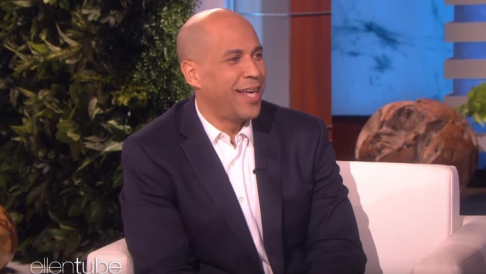 Sen. Cory Booker Says Rosario Dawson Taught Him 'A Lot' About Love