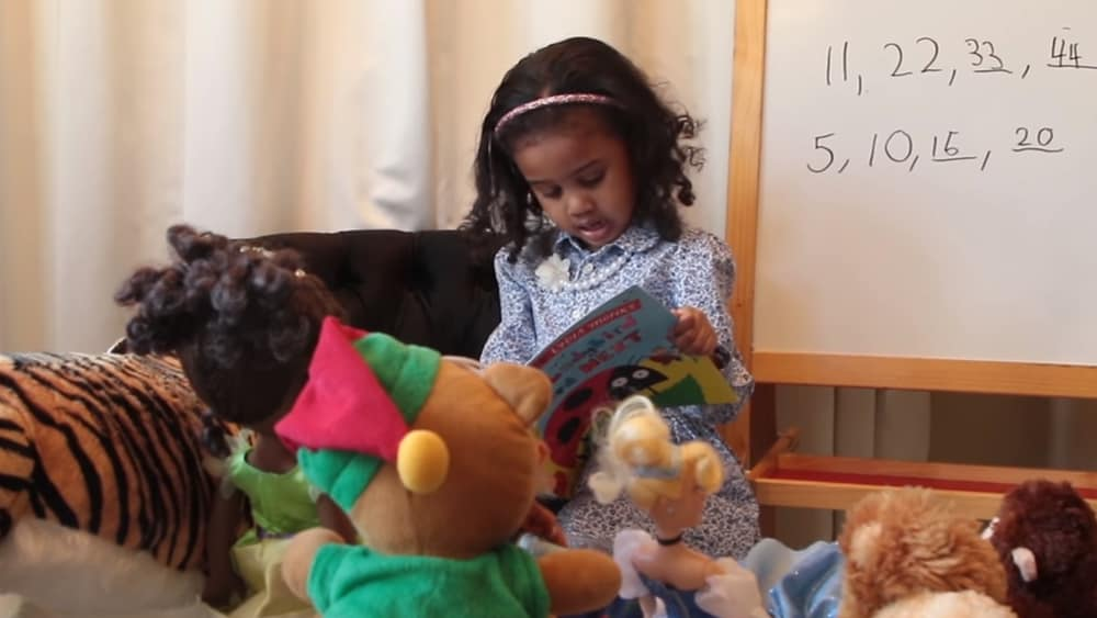 4-Year-Old Girl Labeled a 'Genius,' Scores 140 IQ