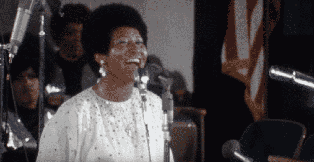 Aretha Franklin Amazes in Never-Before-Seen Gospel Concert (TRAILER)