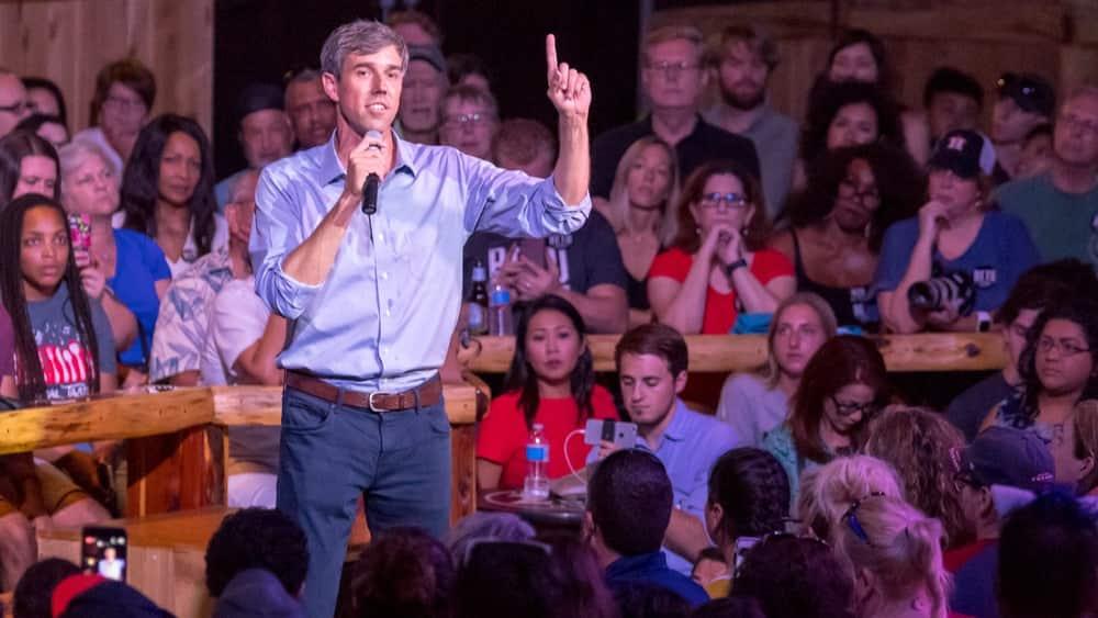 Beto O'Rourke Announces He's Running for President in 2020