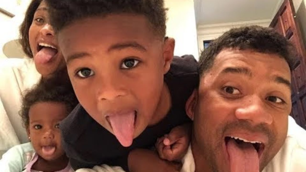 Russell Wilson Talks Being A Proud Loving Stepdad To Ciara S Son