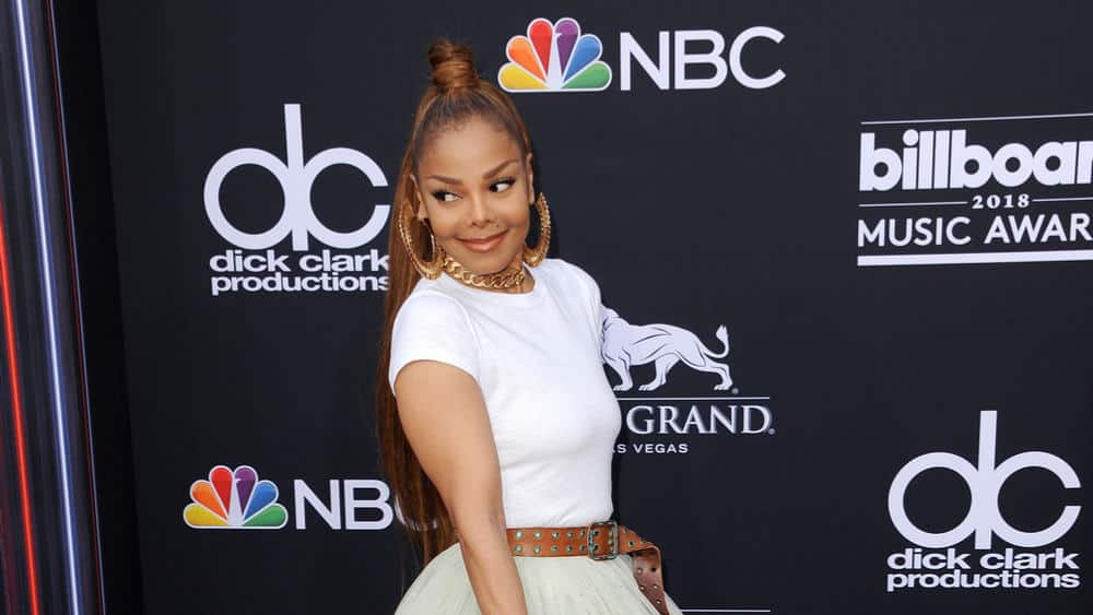 Janet Jackson Earns $44 Million From State Of The World Tour