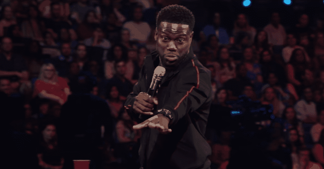 Kevin Hart Brings His Irresponsible Stand Up Comedy To Netflix