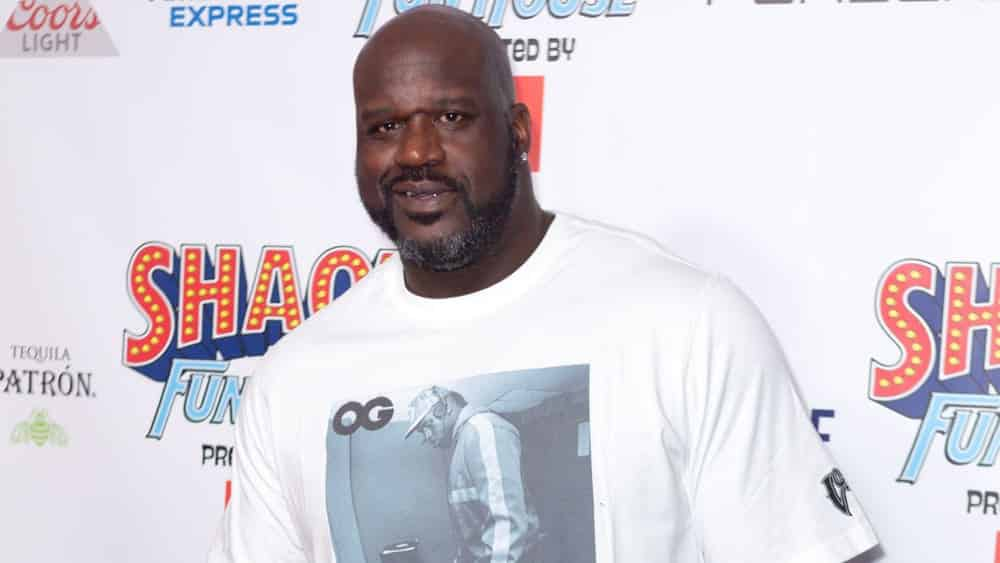 Shaquille O'Neal Is Joining Papa John's Board of Directors