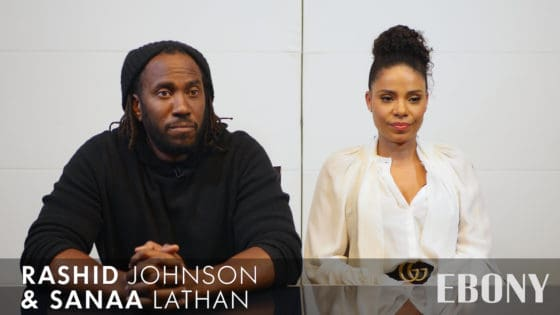 Rashid Johnson & Sanaa Lathan on the Cultural Relevance of 'Native Son'
