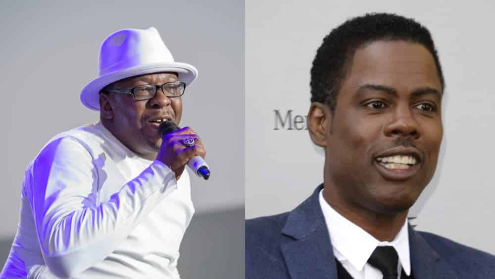 Bobby Brown Responds to Chris Rock's Drug Joke about Whitney Houston