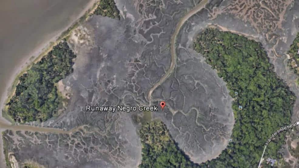 'Runaway Negro Creek' in Georgia Renamed 'Freedom Creek'