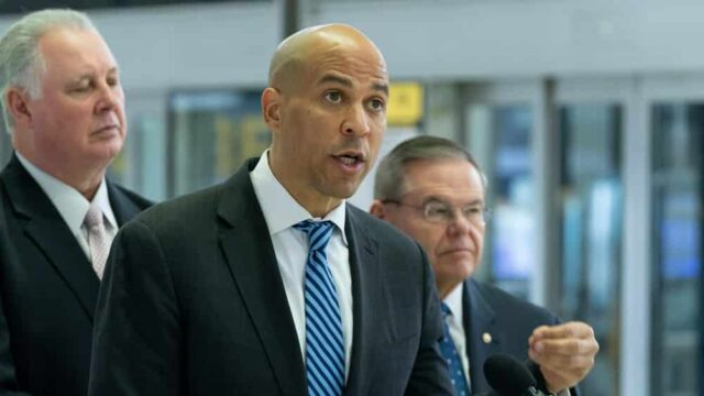Sen. Cory Booker Backs Bill to Create Reparations Study Commission
