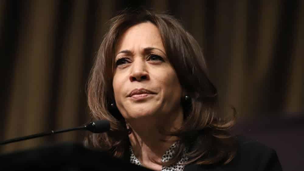 Sen. Kamala Harris Fails to Fully Endorse Financial Reparations