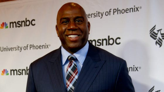 Magic Johnson Denies Stepping Down Because of Workplace Misconduct