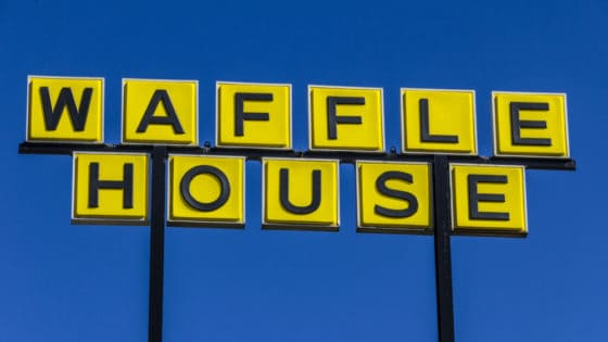 Good Samaritan Killed After Paying for Meals at a Florida Waffle House