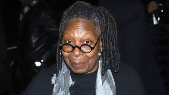Whoopi Goldberg Reveals She Was Recently Hospitalized