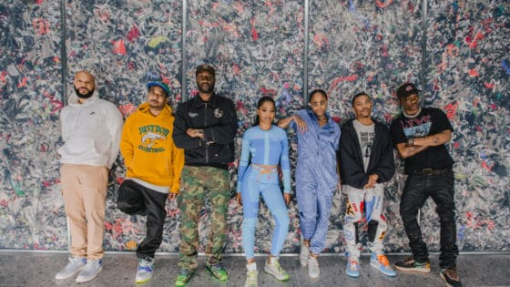 Virgil Abloh & Nike Bring a 'Re-Creation Center' to The Mag Mile