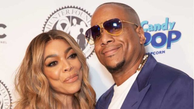 Wendy Williams' Estranged Husband Reportedly Wants Spousal Support