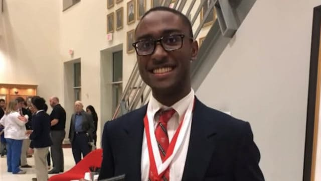 Student Becomes High School's First Black Valedictorian in 119 Years