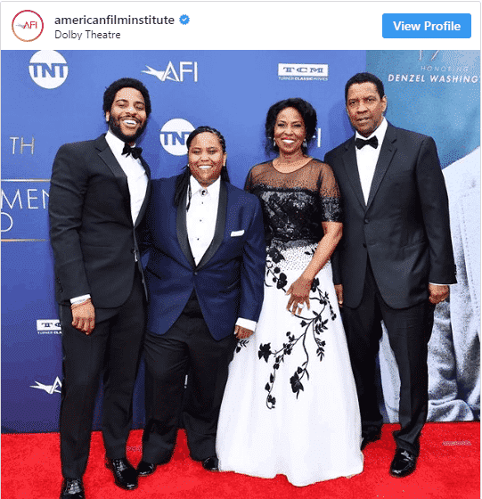 Denzel Washington Feted With Lifetime Achievement Award by American Film Institute • EBONY