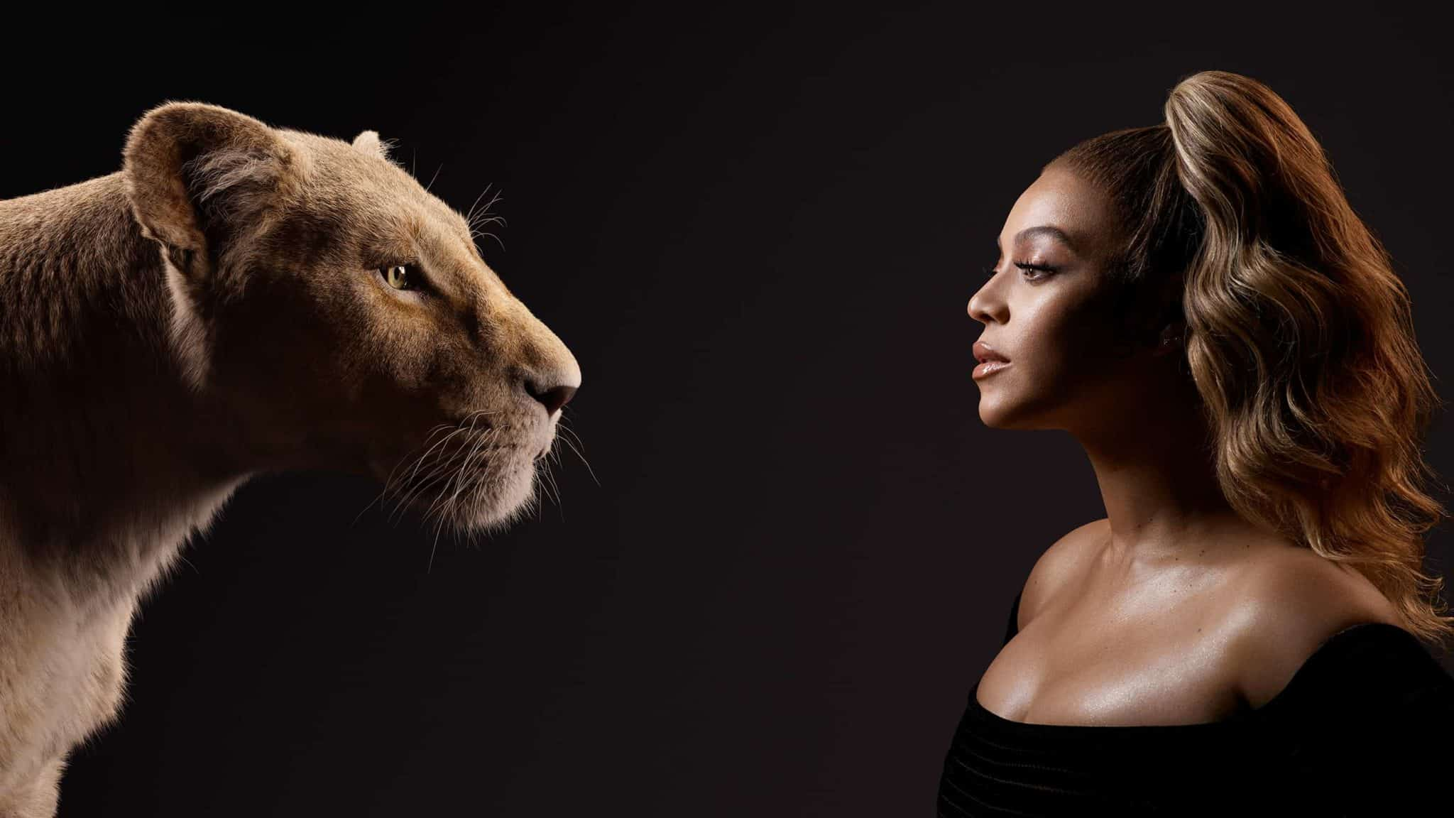 Disney Releases New Images Of Beyoncé Donald Glover And