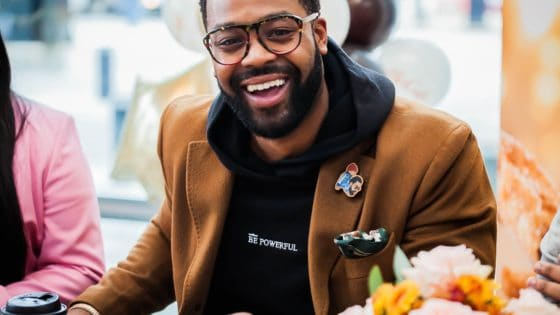 LaRoyce Hawkins Talks McDonald's Partnership and New Menu Items, Family Traditions and More