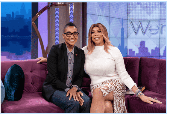 Robyn Crawford Talks Whitney Houston on 'Wendy Williams Show'