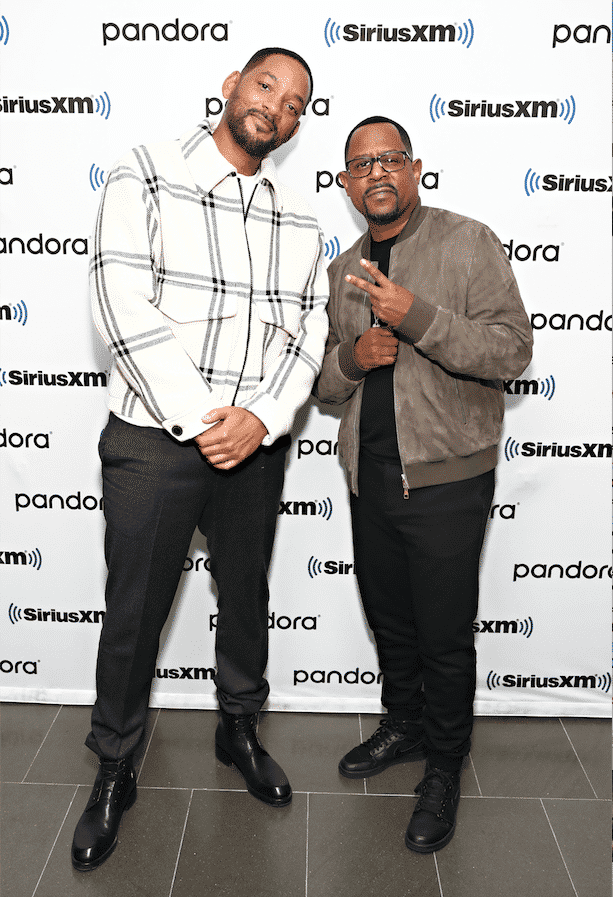 Will Smith and Martin Lawrence Talk New Film 'Bad Boys for Life' and More During SiriusXM Town Hall • EBONY