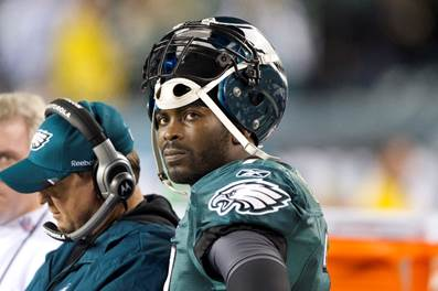 ESPN to Air Two-Part '30 for 30' Documentary on Michael Vick • EBONY