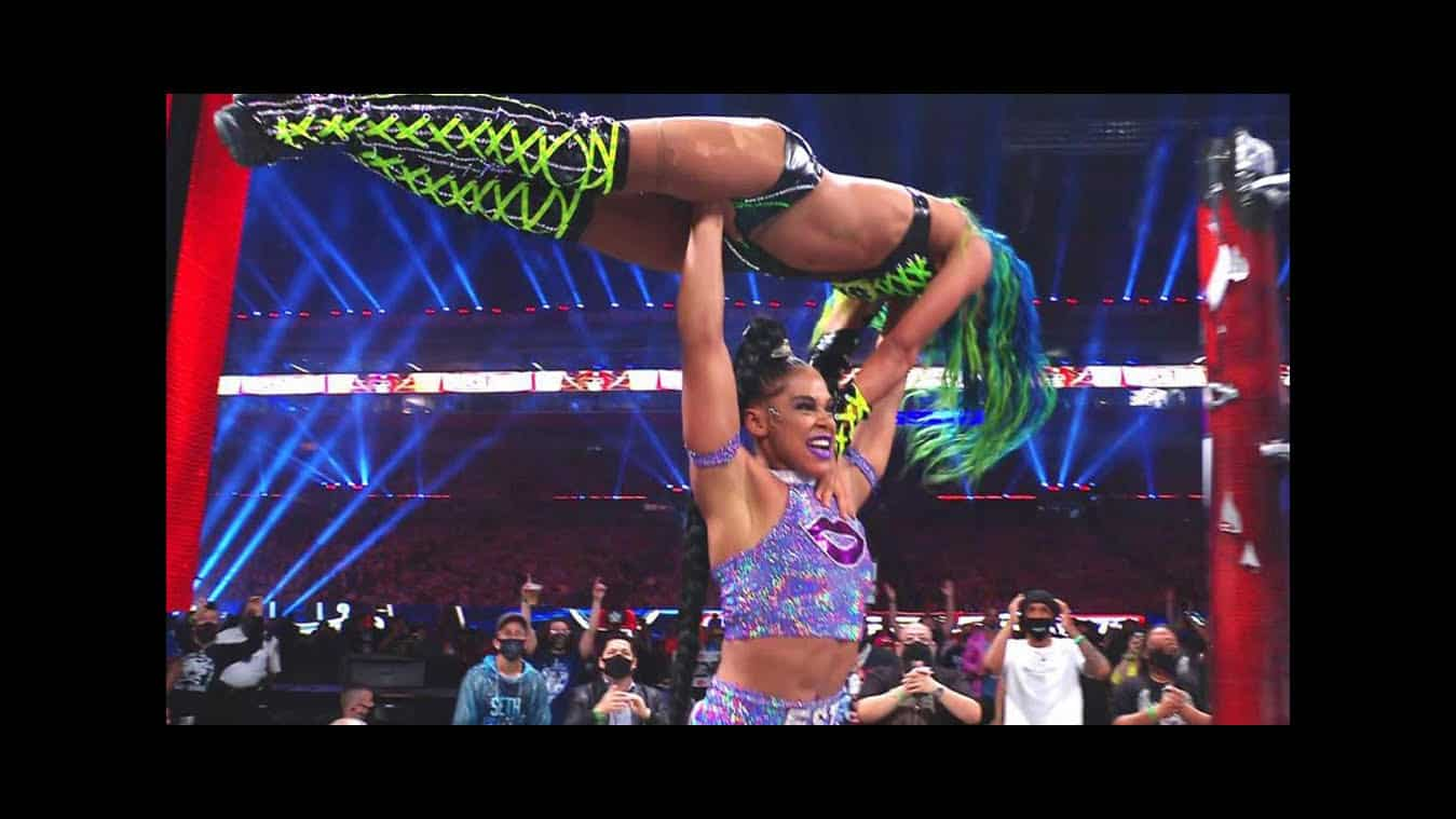 Damn, He Got a Point: Black Excellence is Finally Being Represented at Wrestlemania • EBONY