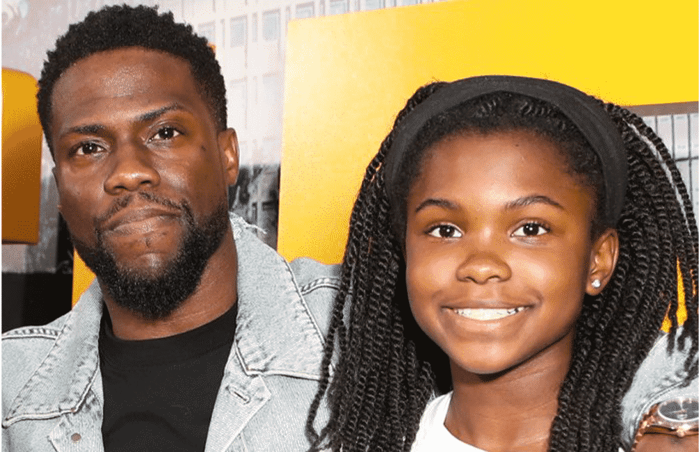 Kevin Hart Recalls Discussing Infidelity With Daughter, Will Smith Announces And More• EBONY